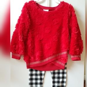 NWT Nanette Girl outfit size 4T